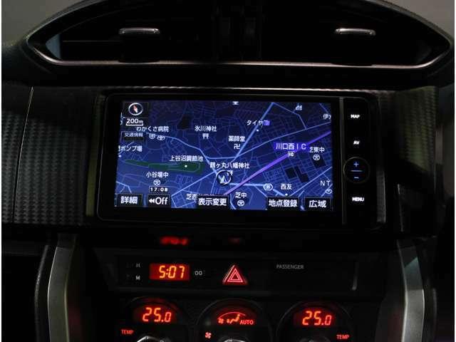 純正HDDナビ フルセグTV&Bluetoothで快適なドライブを実現!!