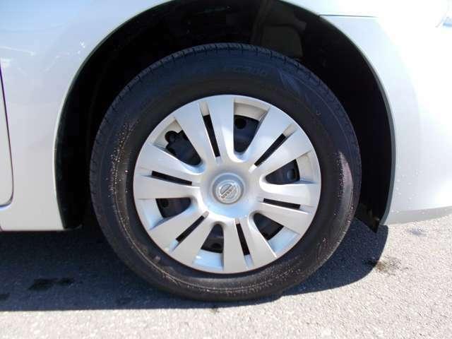 タイヤの常態も問題ないです。