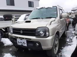 スズキ ジムニー 660 ワイルドウインド 4WD ターボ 革巻ステアリング ETC