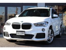BMW X1 sドライブ 18i Mスポーツ 純ナビ Bカメラ ミラーETC 純18AW