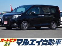 トヨタ エスクァイア 2.0 Gi ブラック テイラード 7人乗・両側電動・9型純正ナビ・プリクラ