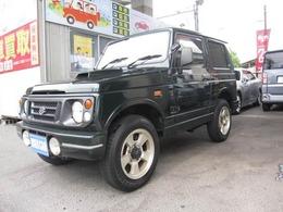 スズキ ジムニー 660 ワイルドウインド 4WD インタークーラーターボタイミングチエーン