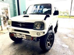 スズキ ジムニー 660 XG 4WD 3インチアップ