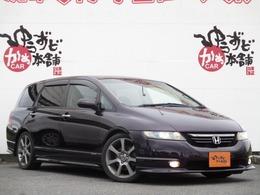 ホンダ オデッセイ 2.4 アブソルート RS-R車高調 クルコン 純正HDDナビ