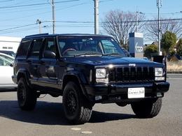 ジープ チェロキー リミテッド 4WD ブラックAW&ATタイヤベージュ革内装ナビTV