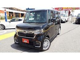 ホンダ N-BOX カスタム 660 L ターボ 新車11点パック付