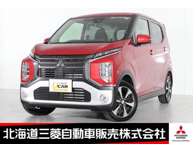 北海道三菱自動車です!ご覧いただきありがとうございます♪eKクロスが入荷しました♪