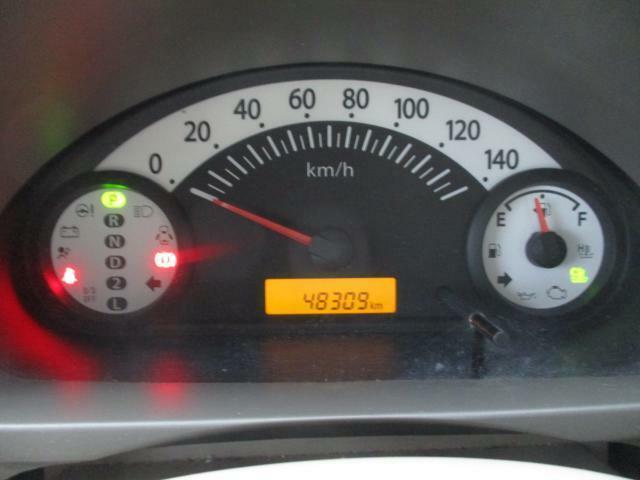 走行距離48500km