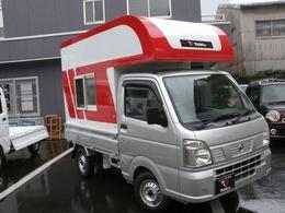日産 NT100クリッパー 660 DX 4WD トリパル 車中泊 テレワーク 軽キャン