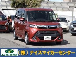トヨタ タンク 1.0 G S DVDナビTV スマアシII 両パワスラ