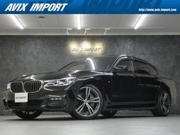 BMW 7シリーズ 750i Mスポーツ リアコンフォ-トPKG レ-ザ-ライト 新車保証
