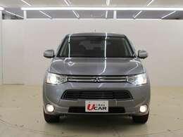 HIDヘッドライトとフォグランプが付いて暗い夜道も安心です。 V2H対応 電気自動車ベースのハイブリッド
