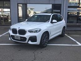 BMW X3 xドライブ20d Mスポーツ ディーゼルターボ 4WD モカレザーセレクトP