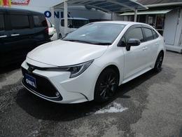 トヨタ カローラ 1.8 WxB 新車+W/B専用用品4点セット