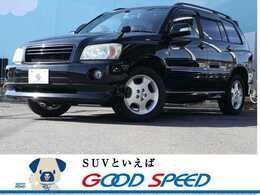 トヨタ クルーガー 2.4 L S FOUR 4WD メーカーナビ ドラレコ パワーシート