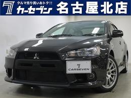 三菱 ランサーエボリューション 2.0 GSR X 4WD サンルーフ/ハイパフォーマンスPKG/MMCS