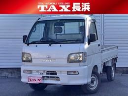 ダイハツ ハイゼットトラック 660 スペシャル 3方開 4WD 5速MT・社外オーディオ・スペアキー