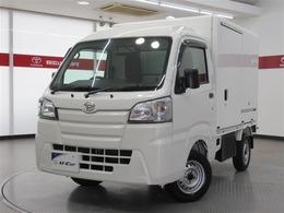ダイハツ ハイゼットトラック 660 FRP中温冷凍車 片側スライドドア仕様 ハイルーフ