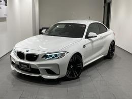 BMW M2クーペ M DCT ドライブロジック 弊社下取19AWハーマンカードン黒レザーLED