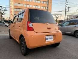 エッセは車重も軽く燃費のいい車です♪