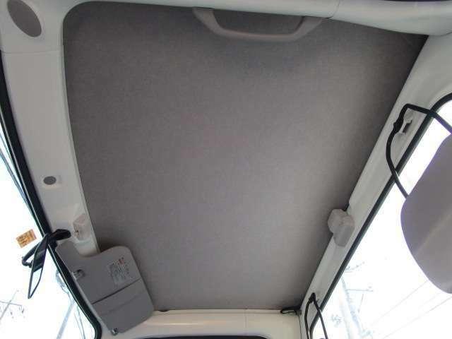 天井も色あせなく綺麗な状態です!