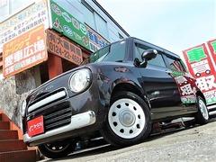 スズキ アルトラパン の中古車 660 ショコラ X 4WD 北海道芦別市 83.0万円