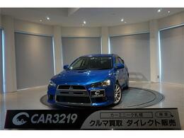 三菱 ランサーエボリューション 2.0 GSR X スタイリッシュエクステリア 4WD 後期テール 3連メーター ナビTV