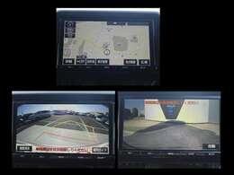 Y66Tトヨタ純正9インチSDナビ!TVはフルセグ視聴可能!ブルートゥースオーディオ、DVD再生、SDが使えます!またフロントカメラも付いています!