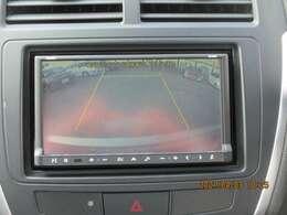 ナビ付です!いまやナビはルート案内機能だけに留まりません。テレビやDVDが見れたり、バックモニター機能で、バック駐車をサポートしてくれます。快適なカーライフをおくることができます。