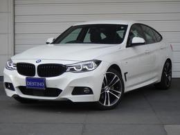 BMW 3シリーズグランツーリスモ 320d xドライブ Mスポーツ ディーゼルターボ 4WD 4WD LEDヘッドライト 黒革シート