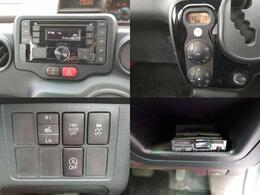 アイドリングストップ・HIDライト左電動スライドドア・ETC・シートヒーター装着エアコンはナノイーエアコンです。