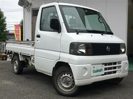 日産 クリッパートラック 660 DXエアコン付 4WD 4WD 5MT