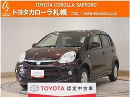 トヨタ パッソ 1.0 X Lパッケージ キリリ 4WD 1オーナー車・メモリーナビ付