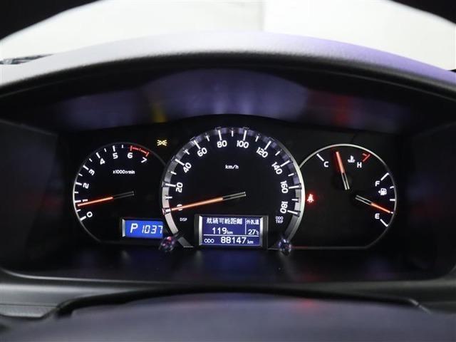 奥行きのあるシンプルなメーター周りです♪夜間の視界性も良く快適なドライビングとなります。