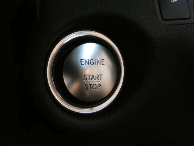 キーを携帯したままドアノブに触れるとドアロックのオープン&クローズが行えるスマートエントリーを搭載!プッシュスタートを押す事で簡単にエンジンのスタート&ストップが可能なキーレスゴーシステムです!