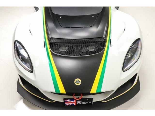 UK SPORTS CARS オリジナルストライプデザイン、世界に一台しかありませんよ。日本国内30台限定車のうちの1台です。走行803キロ。公道走れます!