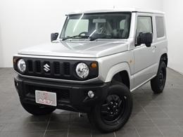 スズキ ジムニー 660 XL 4WD 5MT/未使用車/DAC/横滑り/シートヒータ-