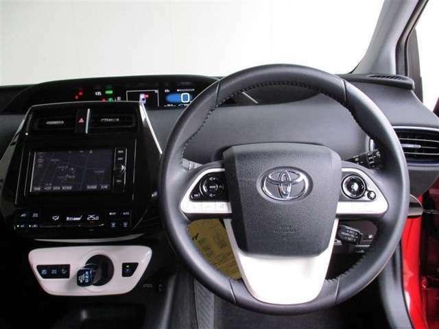 ドライバーズシートから見易いメーター&操作し易い計器類は乗り易い車を証明しています。(^◇^)