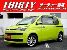 トヨタ スペイド 1.5 G 4WD 純正ナビ シートヒーター 電動スライドドア