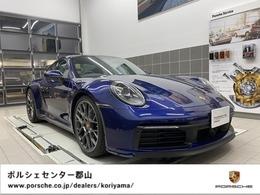 ポルシェ 911 カレラ4S PDK 新車保証継承スポクロPASMスポエキPCCB