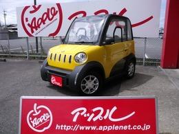 輸入車その他 超小型電気自動車 e-Apple