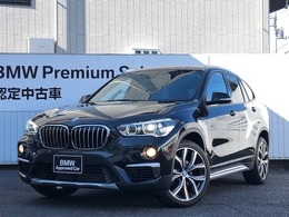 BMW X1 sドライブ 18i xライン 1年保証付 コンフォート OP19インチ