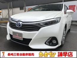 トヨタ SAI 2.4 G 純正ナビクルーズコントロールバックカメラ