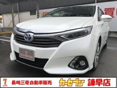 トヨタ SAI の中古車 2.4 G 長崎県諫早市 119.7万円