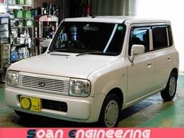 スズキ アルトラパン 660 G 車検R4/3 タイミングチェ-ン 社外オ-ディオ