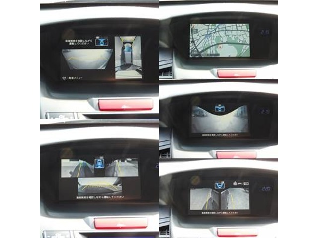 ☆純正オプションHDDナビ・DTV・マルチビューカメラ・bluetooth付きです☆全車1年間無料保証付きです★☆ホームページ・strait-up.jpもご覧下さい。