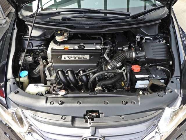 ☆エンジンも勿論調子良いですよ!オイル交換10.000Km毎では御座いますが、毎回無料で交換させていただきます。(ワコーズオイル)・ベルト等も傷みが無いかしっかり点検致します!