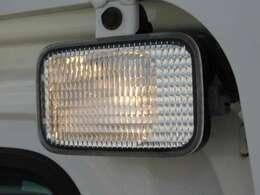 荷台には便利な作業灯付