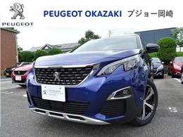 プジョー 3008 GTライン 登録済未使用車 5Km CarPlay 新車保証付