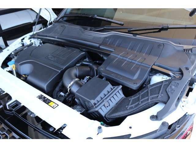 2.0リッター  i4 200 ターボチャージドエンジン(ガソリン)